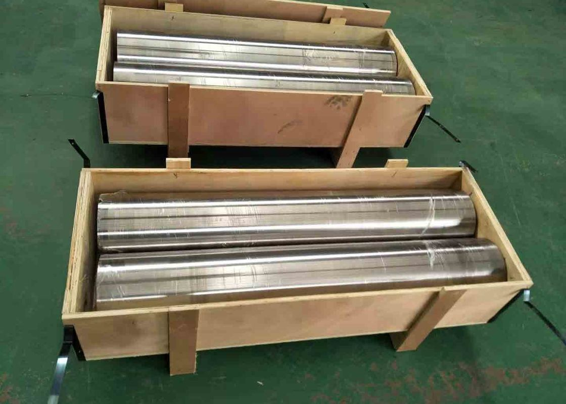 99.5% Pure Niobium Bar Custom Metal Components RO4200-1 For Superconductor Technology