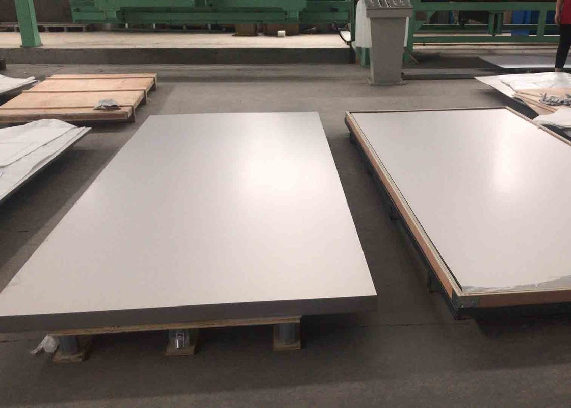 GR2 Pure Titanium Sheet Acc To ASTM B265 With Ultimate Tensile Strength